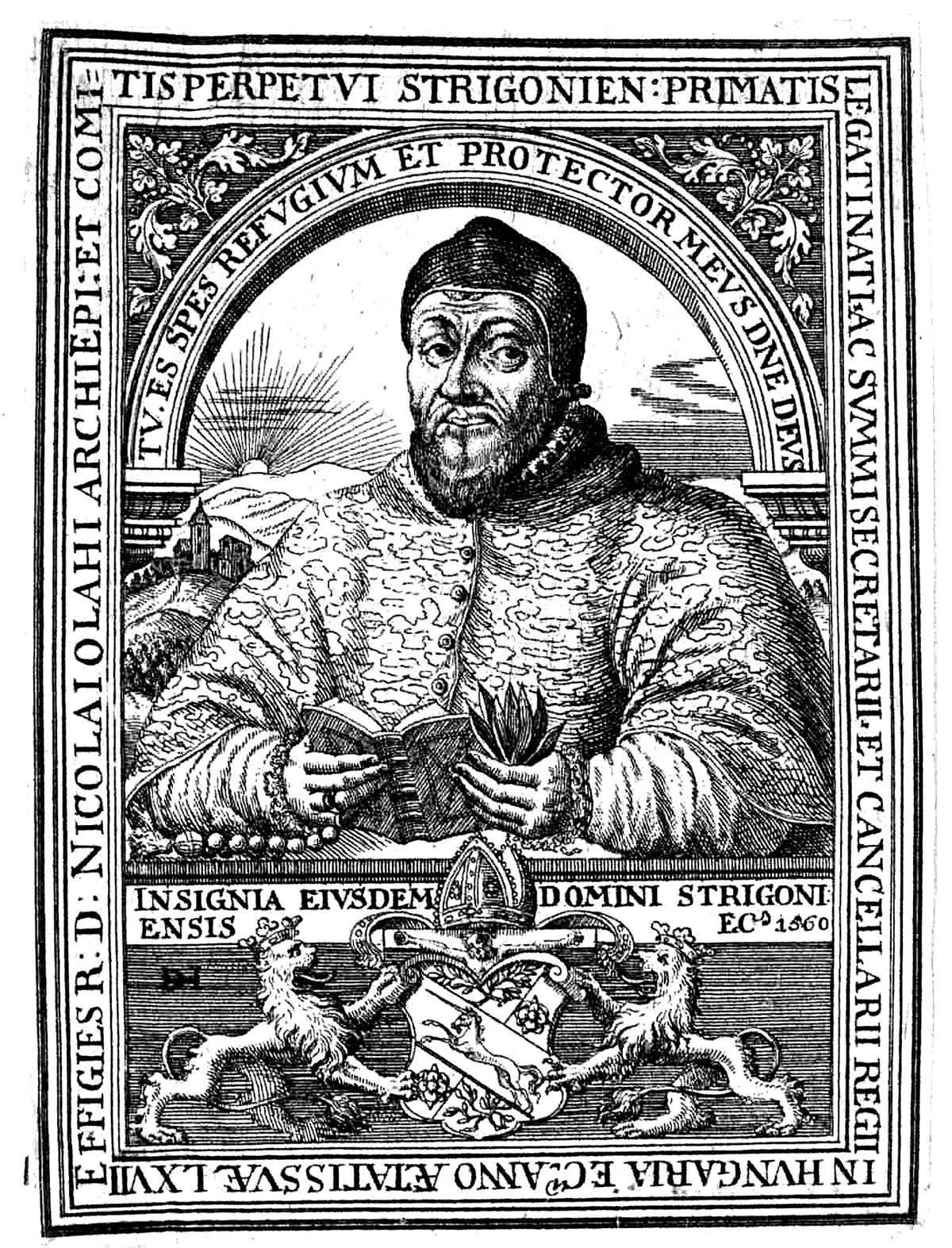 Nicolaus Olahus 450 – könyvbemutató Bécsben - MTA BTK ...